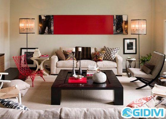 Các mẫu thảm trải sàn phòng phòng khách đẹp nhất