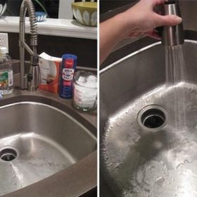 """10 mẹo làm sạch các đồ dùng nhà bếp chỉ trong """"nháy mắt"""""""