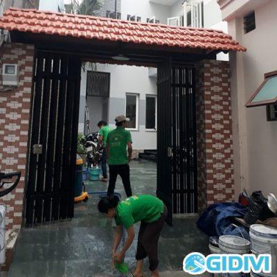 Một số hình ảnh của Dịch vụ vệ sinh nhà ở văn phòng tpchm GiDiVi