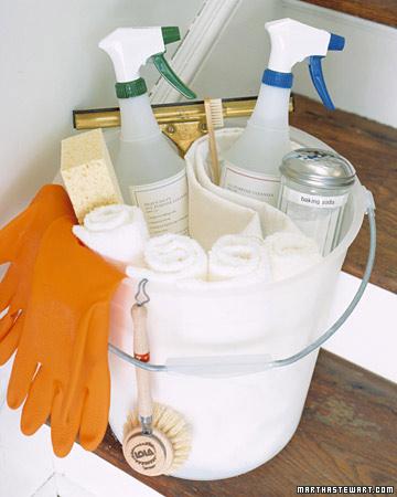 Hướng dẫn mẹo vặt làm sạch đồ đạc trong nhà - GiDiVi
