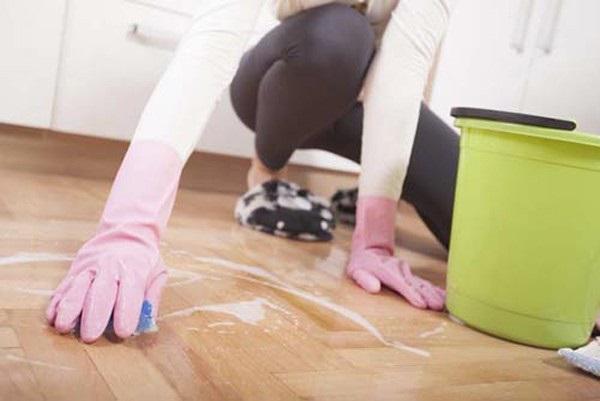 Dọn nhà sạch bong chỉ tốn vài nghìn đồng lại nhàn tênh nhờ những mẹo cực hay