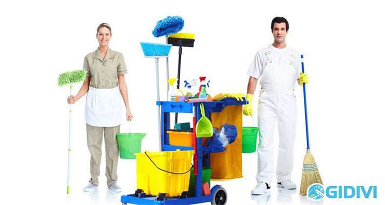 Nhận làm vệ sinh căn hộ chung cư giá rẻ tại Gò Vấp